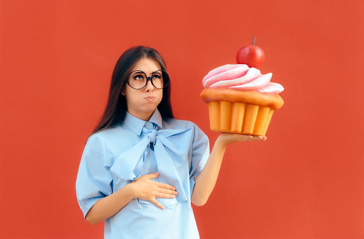 ۶ دلیل که با رژیم غذایی لاغر نمی شوید