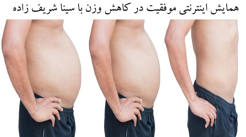 بخش اول همایش کاهش وزن را رایگان تماشا کنید